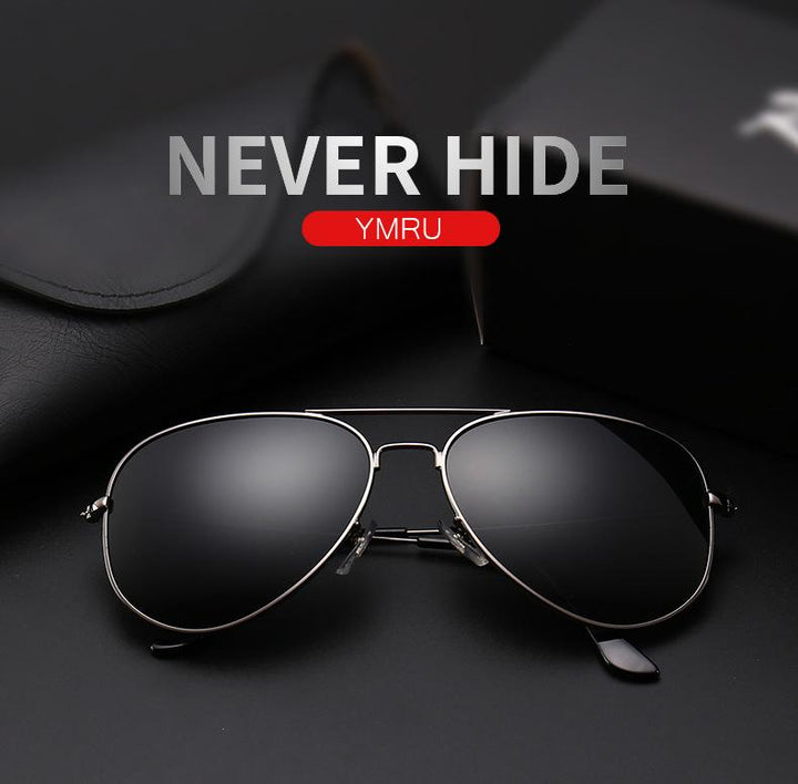 Unbreakable Flexible& Ultralight Japanese Titanium Sunglasses