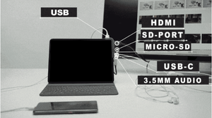 SINHUB Invisible 6-in-1 USB-C Hub
