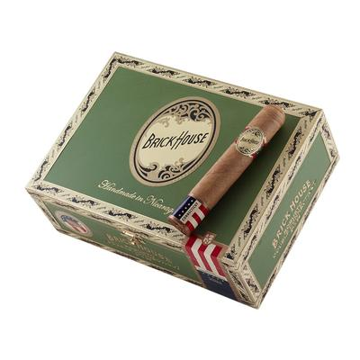 Brick House Connecticut Robusto - Box of 25 Cigars