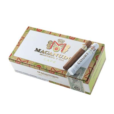 Macanudo Court - Pipe & Leaf