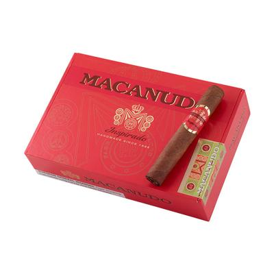 Macanudo Inspirado Orange Robusto - Pipe & Leaf