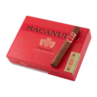 Macanudo Inspirado Orange Toro - Pipe & Leaf
