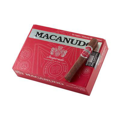 Macanudo Inspirado Robusto Box Pressed