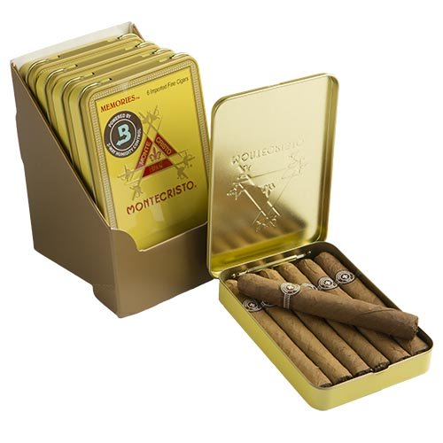Montecristo Memories - Pack of 30