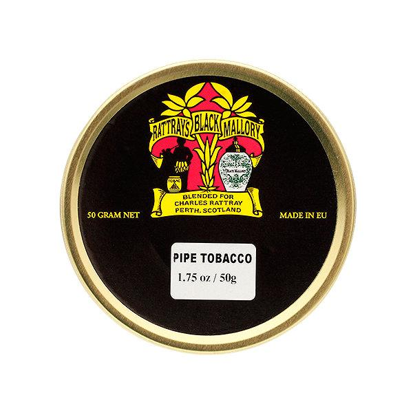 rattrays-black-mallory-pipe-tobacco