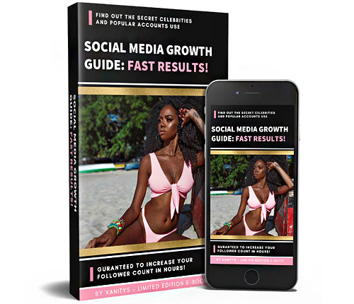 Social Media Growth Guide: FAST RESULTS: E-GUIDE