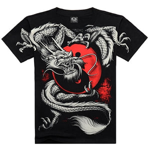 "Dragon 3D Style Tshirt 100% Cotton enter ""free"" at checkout for FREE SHIPPING"