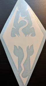 Skyrim Inspired Imperial Crest Decal