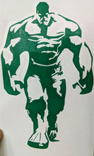 Load image into Gallery viewer, Avengers Infinity War Incredible Hulk Vinyl Decal for Car, Home, Laptop, Yeti