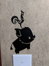 Load image into Gallery viewer, Disney's Moana Pua and Hei Hei Vinyl Decal for Car, Home, Laptop, Yeti