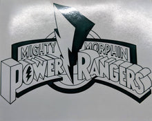 Load image into Gallery viewer, Original Mighty Morphin' Power Rangers Logo for Home, Car, Yeti, Laptop, Electronics