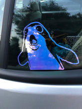 Load image into Gallery viewer, Star Wars The Last Jedi Porg Battle Cry Vinyl Decal for Car, Home, Yeti Tumbler