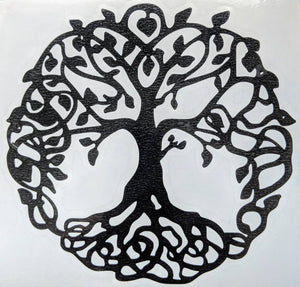 Tree of Life w/ Branches and Roots Vinyl Decal for Car, Home, Yeti, Laptop