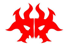 Load image into Gallery viewer, Magic The Gathering Guilds of Ravnica Rakdos Decal for your deck box, laptop, car