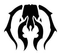 Load image into Gallery viewer, Magic The Gathering Guilds of Ravnica Golgari Decal for your deck box, laptop, car