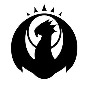 Magic The Gathering Guilds of Ravnica Izzet Decal for your deck box, laptop, car