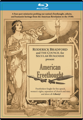 """American Freethought"" DVD & Blu-ray"