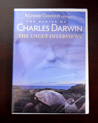 The Genius of Charles Darwin: The Uncut Interviews DVD set