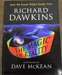 Magic of Reality Illustrated pbk