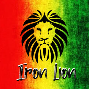 Iron Lion - African Black Soap Beard Wash, 8oz.