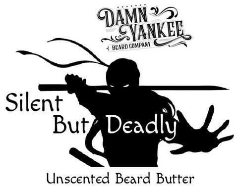 Silent But Deadly Beard Butter