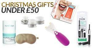 Best Christmas Gifts Under £50