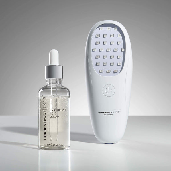 Image of CurrentBody Skin LED Precision + Hyaluronic Acid Serum