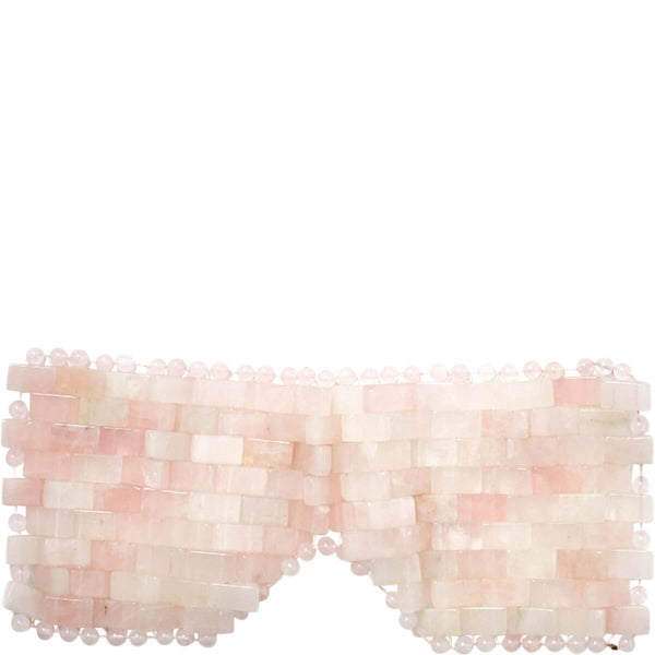 Image of Skin Gym Rose Quartz Eye Mask