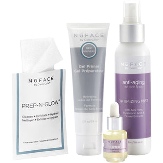 Image: NuFACE Keep Glowing kit rinnovante e idratante