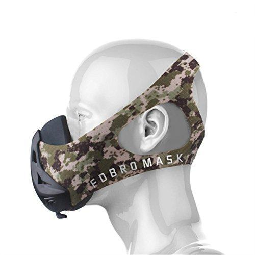 The Camo Jungle FDBRO Training Mask 3.0