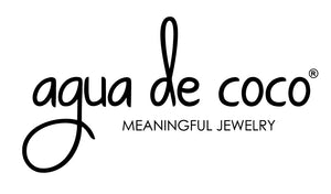 Agua de Coco Meaningful Jewelry