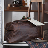 Benedict Weekend Bag Brompton Brown Lifestyle