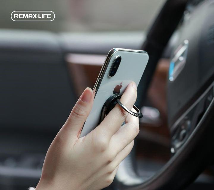 Car Air Outlet Bracket Mobile Phone Shell 360 Ring Buckle Hardware Accessories Mobile Phone Accessories