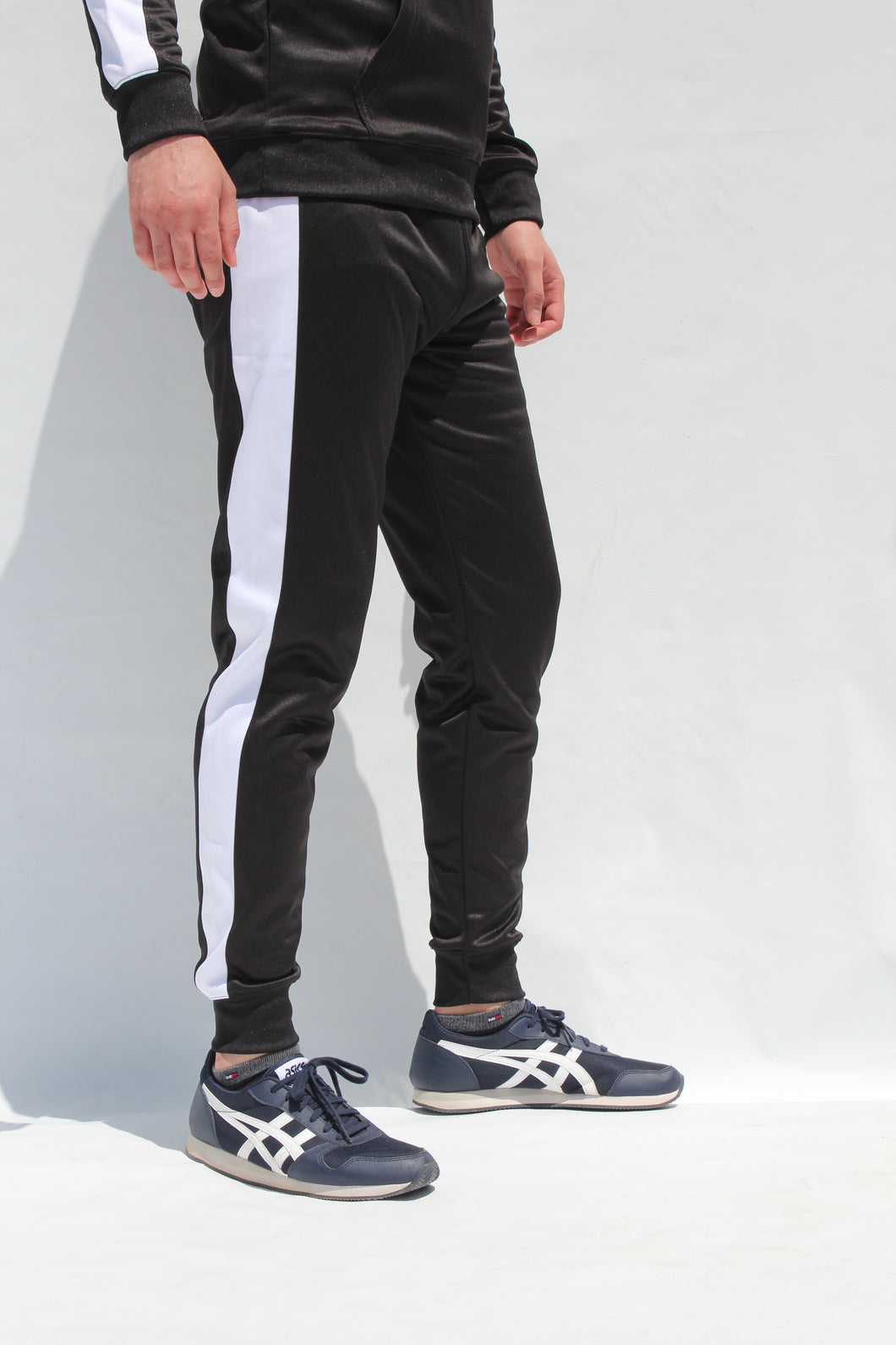Men's Black track pants