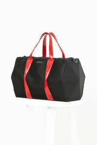 Fierce Black Duffle