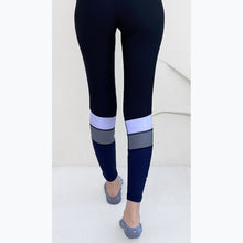 Load image into Gallery viewer, Rainstorm black leggings
