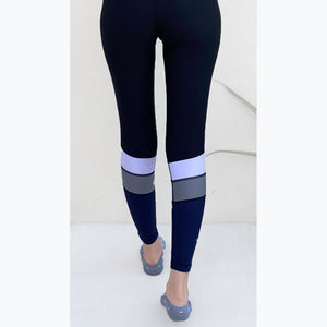 Rainstorm black leggings