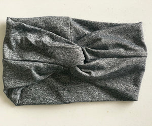 Front knot headbands