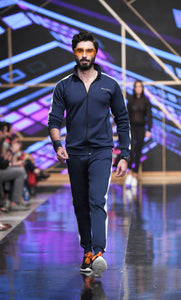 Men's Navy tracksuit set