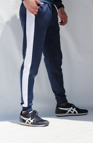 Men's Navy track pants