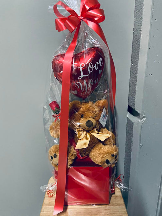 Brown Bear Hamper