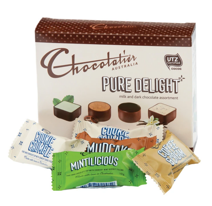 Chocolates - Chocolatier (Pure Delight Chocolate Assortment)