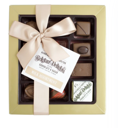 Chocolates - Belgium Delights (Mixed Assortment Box 15pc)