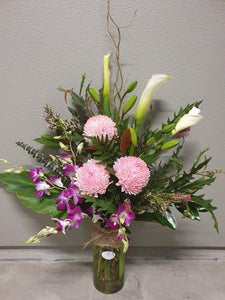Pick of the Day - $95 - Vase Arrangement (includes Vase)