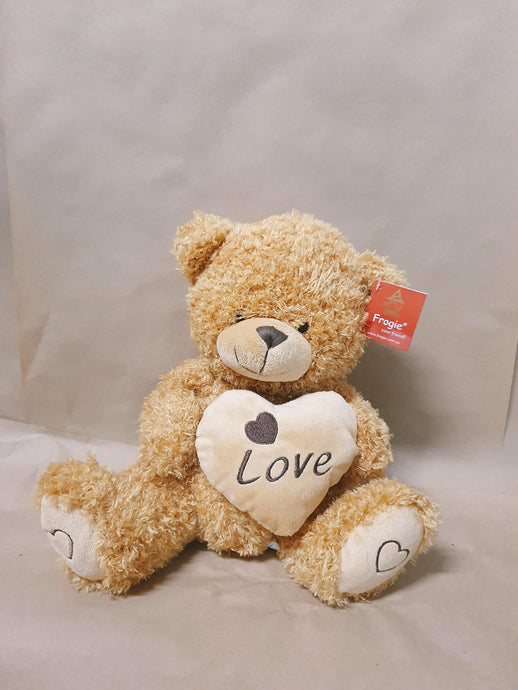 Caramel Love Bear