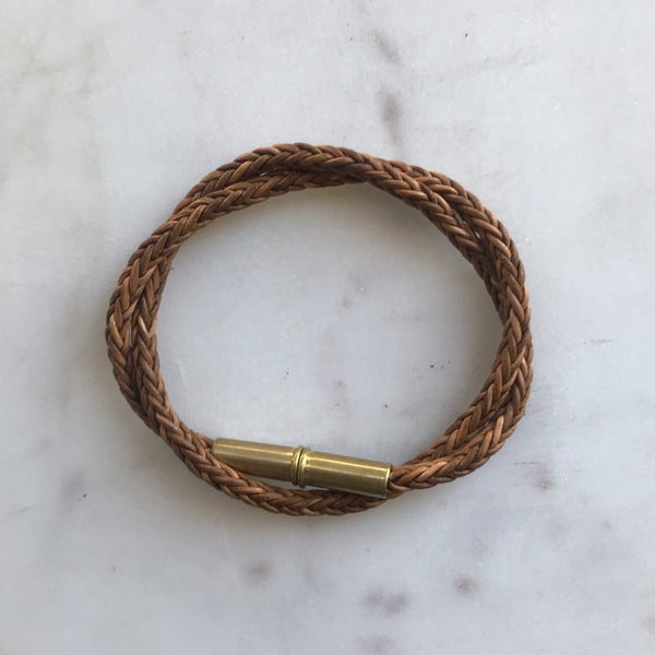 Flint Braid Bracelet