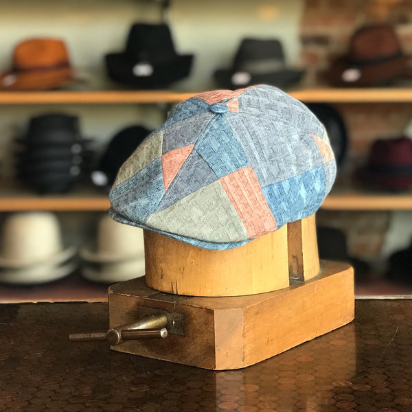 Oxford Patch Cap