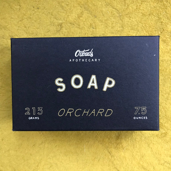 Orchard Soap
