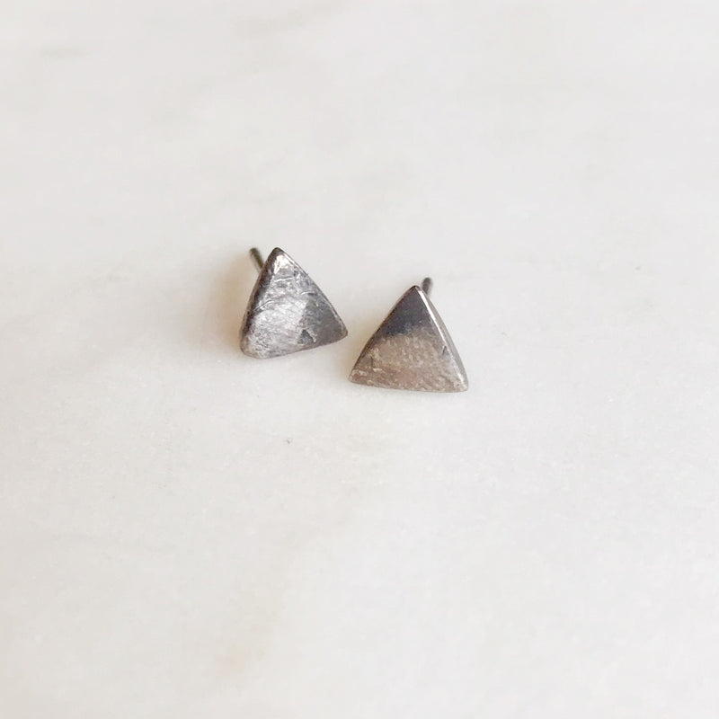 Itty Triangle Stud
