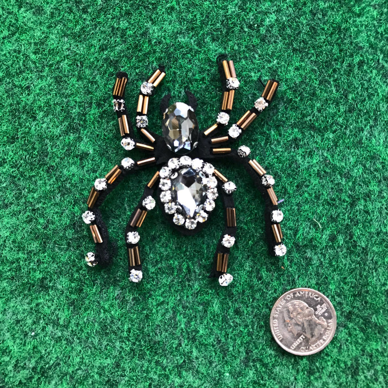 Glam Spider Patch